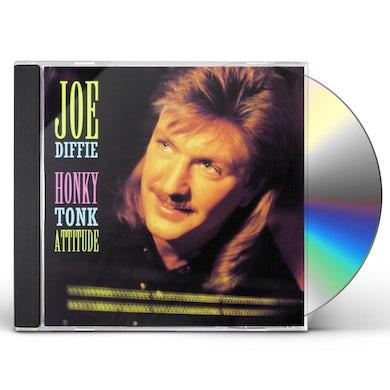 Joe Diffie HONKY TONK ATTITUDE CD