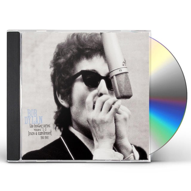 Bob Dylan BOOTLEG SERIES 1-3 (RARE UNRELEASED) 1961-91 CD