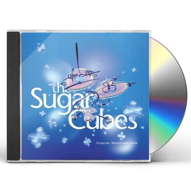 Sugarcubes GREAT CROSSOVER POTENTIAL CD
