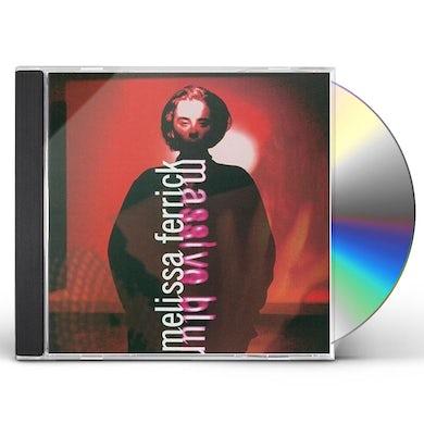 Melissa Ferrick MASSIVE BLUR CD