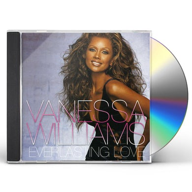 Vanessa Williams EVERLASTING LOVE CD