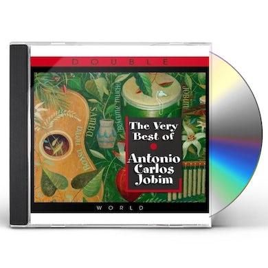 VERY BEST OF ANTONIO CARLOS JOBIM CD