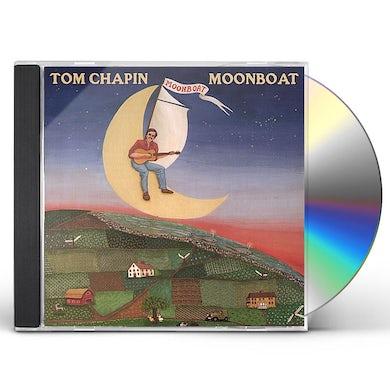 Tom Chapin MOONBOAT CD