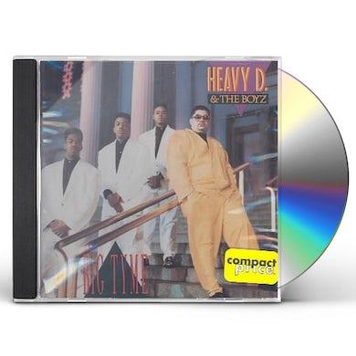 Heavy D & The Boyz BIG TYME CD