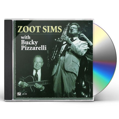 Zoot Sims WITH BUCKY PIZZARE CD