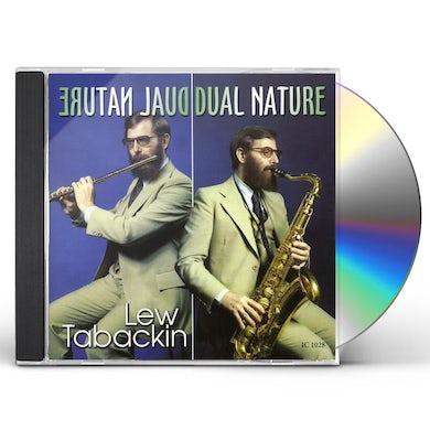 Lew Tabackin DUAL NATURE CD