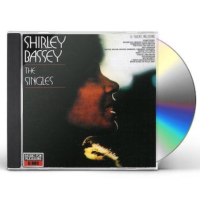 Shirley Bassey SINGLES ALBUM CD