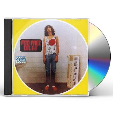 Fito Paez DEL 63 CD