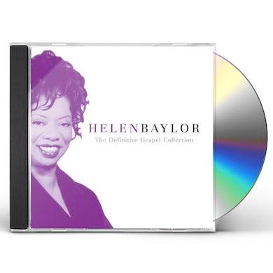 Helen Baylor DEFINITIVE GOSPEL COLLECTION CD