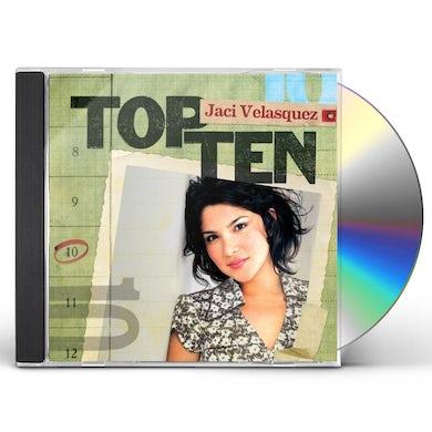Jaci Velasquez TOP 10 CD