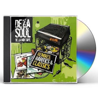 De La Soul DE LA MIX TAPE: REMIXES RARITIES & CLASSICS (MOD) CD