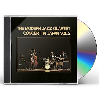 The Modern Jazz Quartet CONCERT IN JAPAN 2 CD