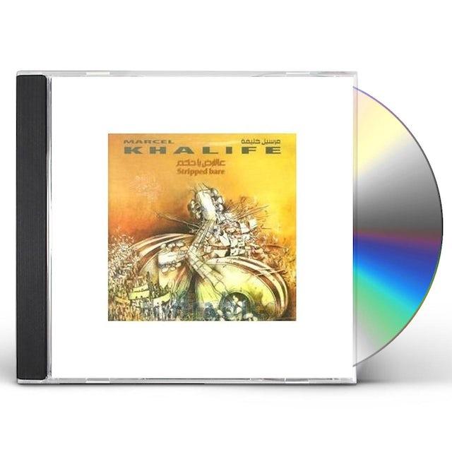 Marcel Khalife STRIPPED BARE CD