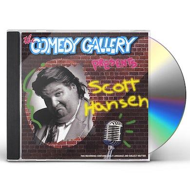 Scott Hansen AT THE COMEDY GALLERY CD