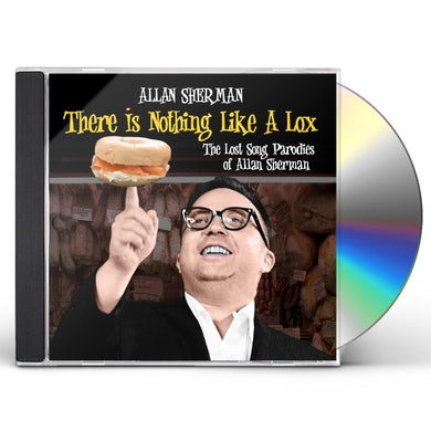 Allan Sherman THERE IS NOTHING LIKE A LOX CD