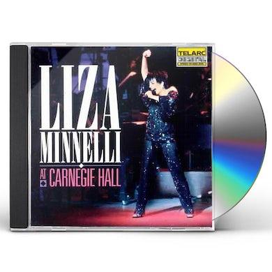 LIZA MINNELLI AT CARNEGIE HALL CD
