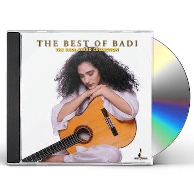 Badi Assad BEST OF BADI CD