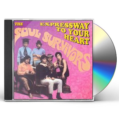 Soul Survivors EXPRESSWAY TO YOUR HEART CD