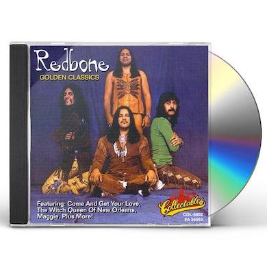Redbone GOLDEN CLASSICS CD