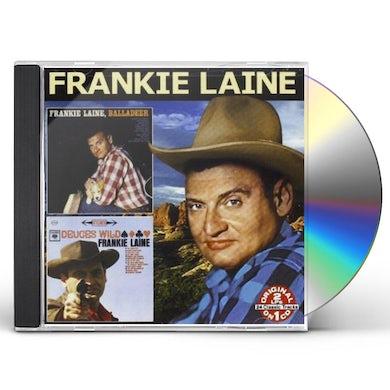 Frankie Laine BALLADEER: DEUCES WILD CD