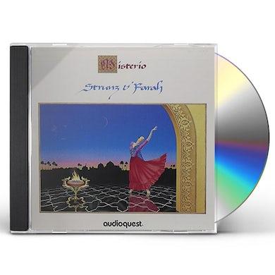 Strunz & Farah MISTERIO CD