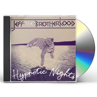 Jeff The Brotherhood HYPNOTIC NIGHTS CD