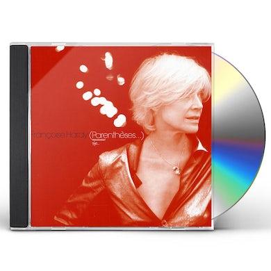 Françoise Hardy PARENTHESES CD