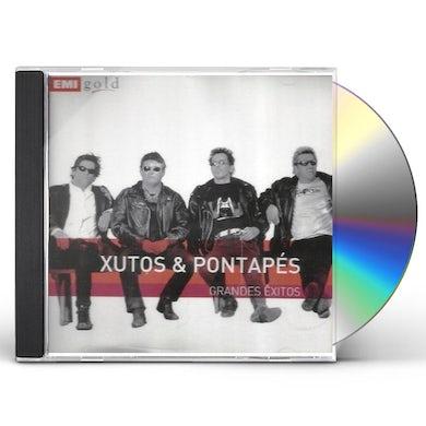XUTOS & PONTAPES GRANDES EXITOS CD