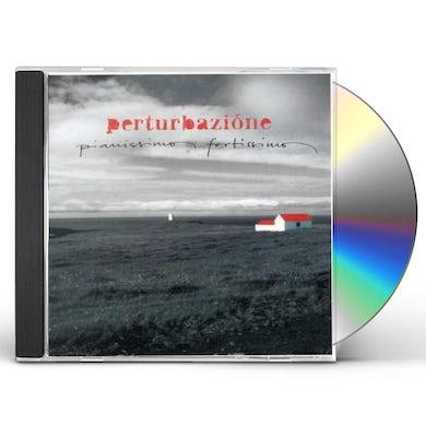 Perturbazione PIANISSIMO FORTISSIMO CD