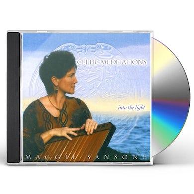 Maggie Sansone CELTIC MEDITATIONS: INTO THE LIGHT CD