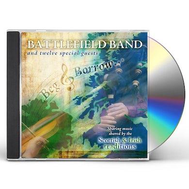 Battlefield Band BEG & BORROW CD