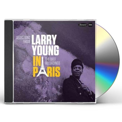 Larry Young IN PARIS: THE ORTF RECORDINGS CD