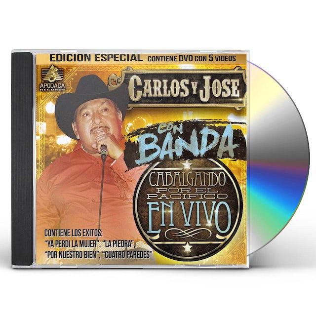 Carlos Y Jose EN VIVO CD