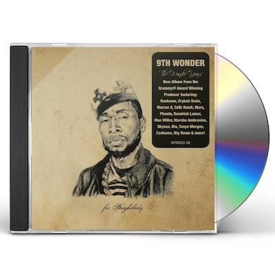 9th Wonder WONDER YEARS CD