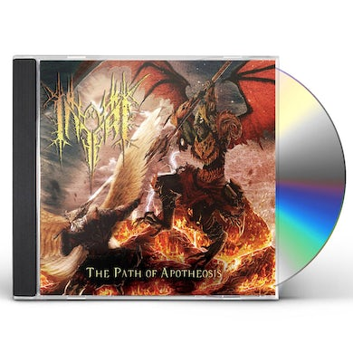 Inferi THE PATH OF APOTHEOSIS CD
