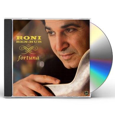 Roni Ben-Hur FORTUNA CD