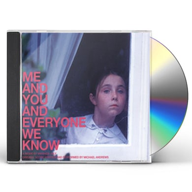 Michael Andrews ME & YOU & EVERYONE WE KNOW (SCORE) / Original Soundtrack CD