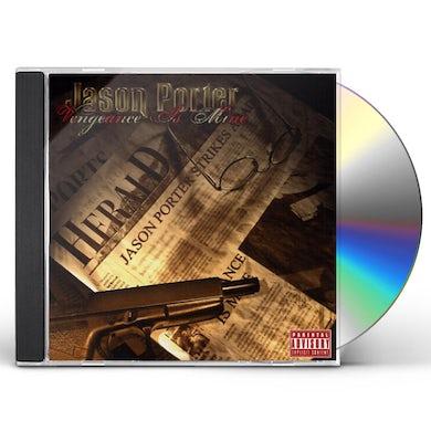 Jason Porter VENGEANCE IS MINE CD