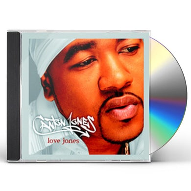 Canton Jones LOVE JONES CD