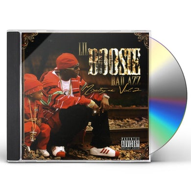 Boosie Badazz BAD AZZ MIZTAPE 2 CD