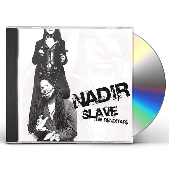 Nadir SLAVE: THE REMIXTAPE CD