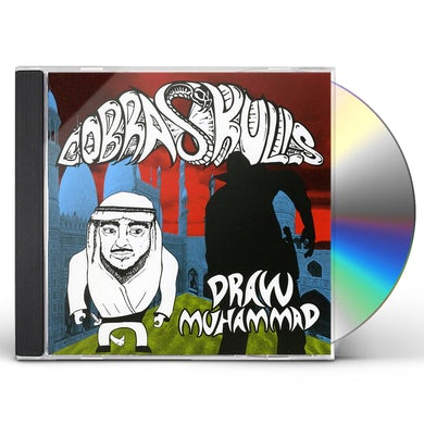 Cobra Skulls DRAW MUHAMMAD CD