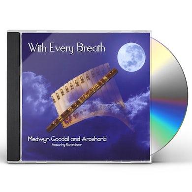 Medwyn Goodall WITH EVERY BREATH CD