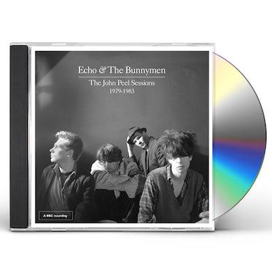 Echo & the Bunnymen JOHN PEEL SESSIONS 1979-1983 CD