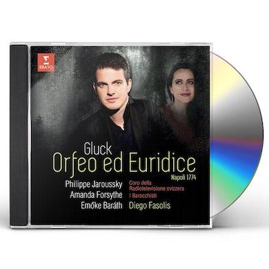 Gluck: Orfeo Ed Euridice CD