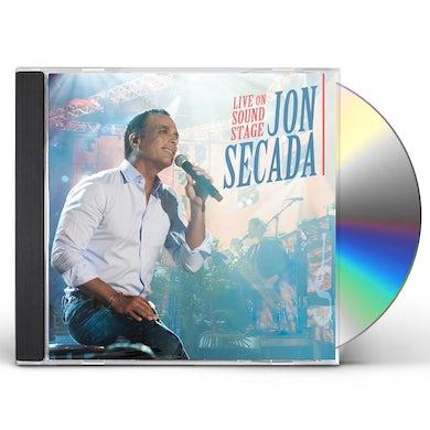 Jon Secada LIVE ON SOUNDSTAGE CD