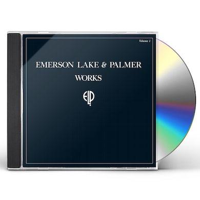 Emerson, Lake & Palmer WORKS VOLUME 1 CD