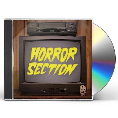 HORROR SECTION CD