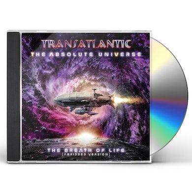 Transatlantic ABSOLUTE UNIVERSE: THE BREATH OF LIFE CD