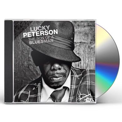 Lucky Peterson SON OF A BLUESMAN CD